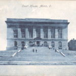 Court House, Akron, O.