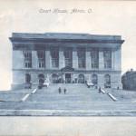 Court House, Akron, O.