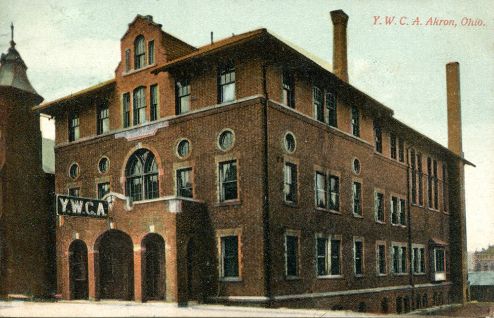 YWCA, Akron, Ohio