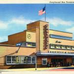 Bus Station, Akron, Ohio