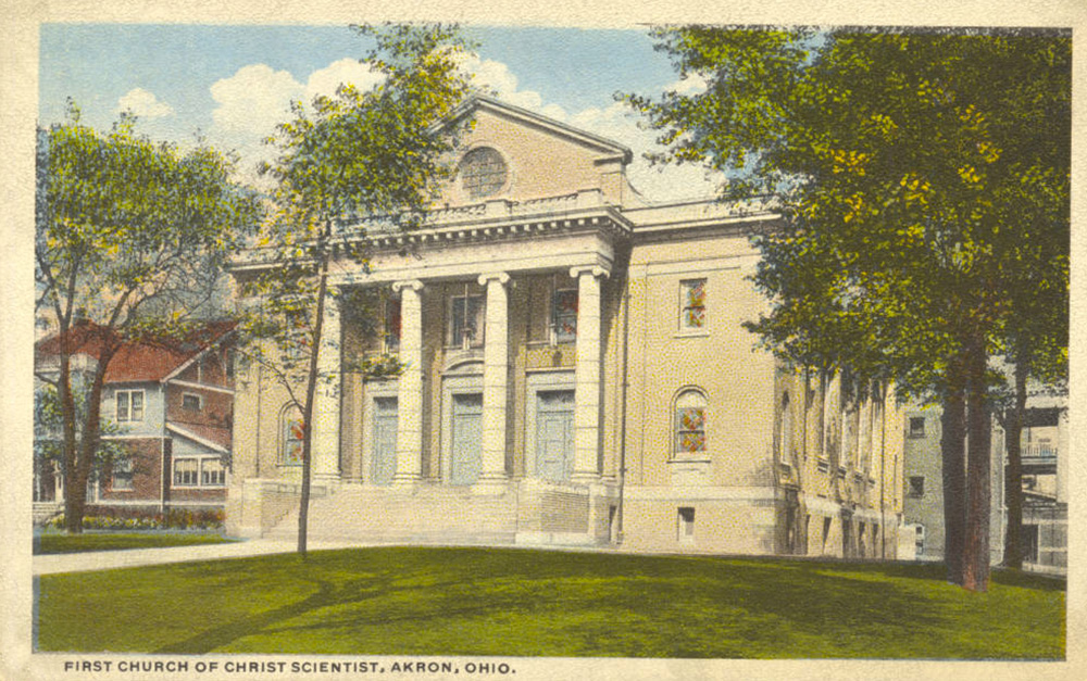 First Church of Christian Scientist, Akron, Ohio
