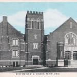 Main Street M.E. Church, Akron, Ohio.