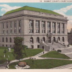 Summit County Court House, Akron, Ohio