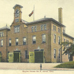 Fire House No. 5, Akron, Ohio
