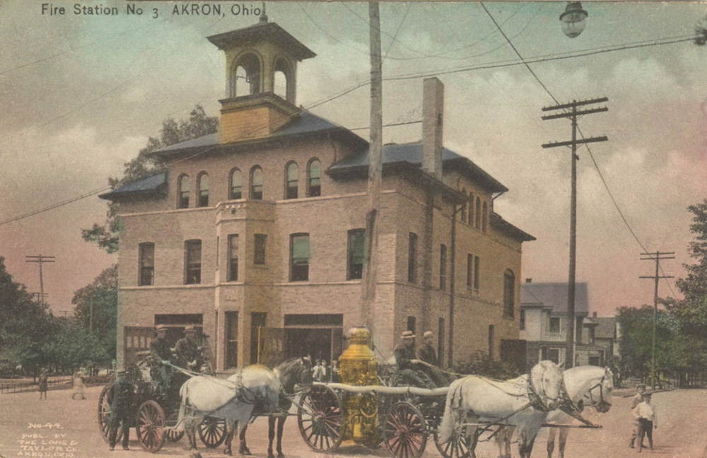 Fire Station No. 3, Akron, Ohio