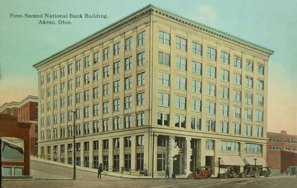 First-Second National Bank Building, Akron, Ohio