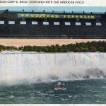 Goodyear-Zeppelin Corp's. Dock. Compared with the American Falls