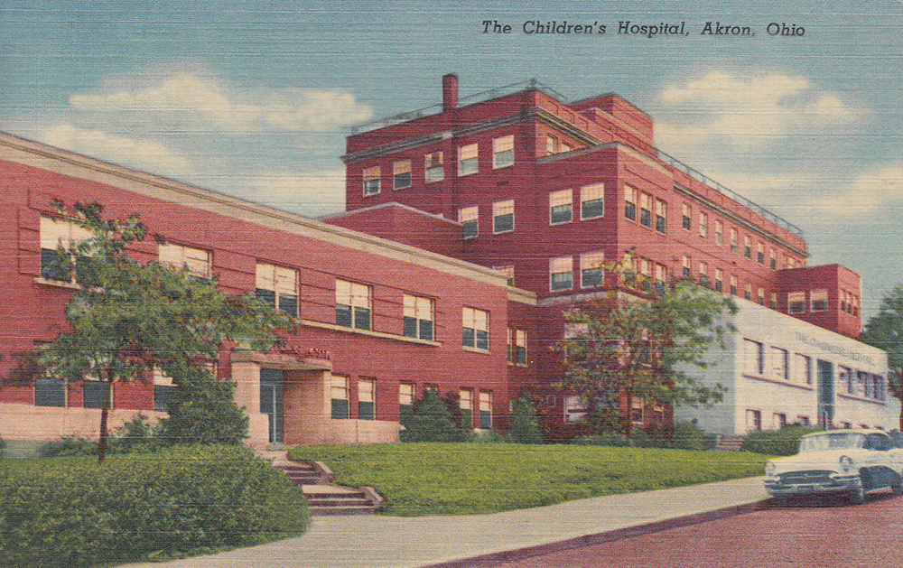 The Children's Hospital, Akron, Ohio
