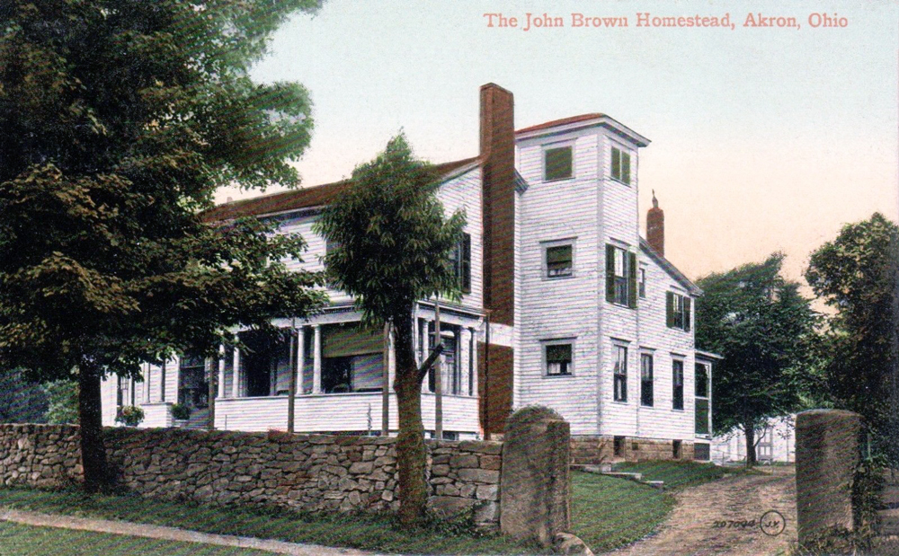 John Brown House, Akron, Ohio