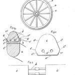 Arthur Grant patent US 554675