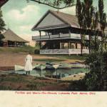 Pavilion and Merry-Go-Round, Lakeside Park, Akron, Ohio