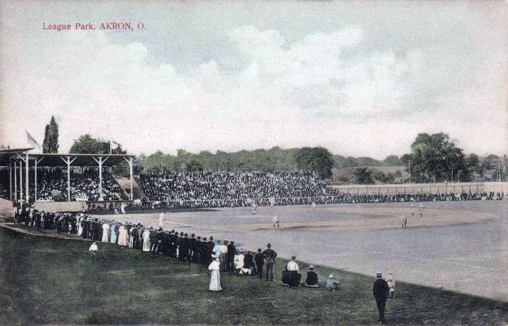 League Park, Akron, Ohio