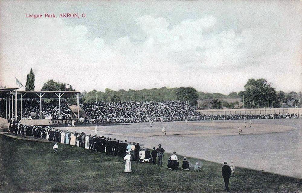 League Park, Akron, Ohio
