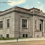 Public Library, Akron, Ohio