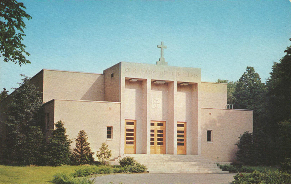 Our Lady of the Elms, Akron, Ohio