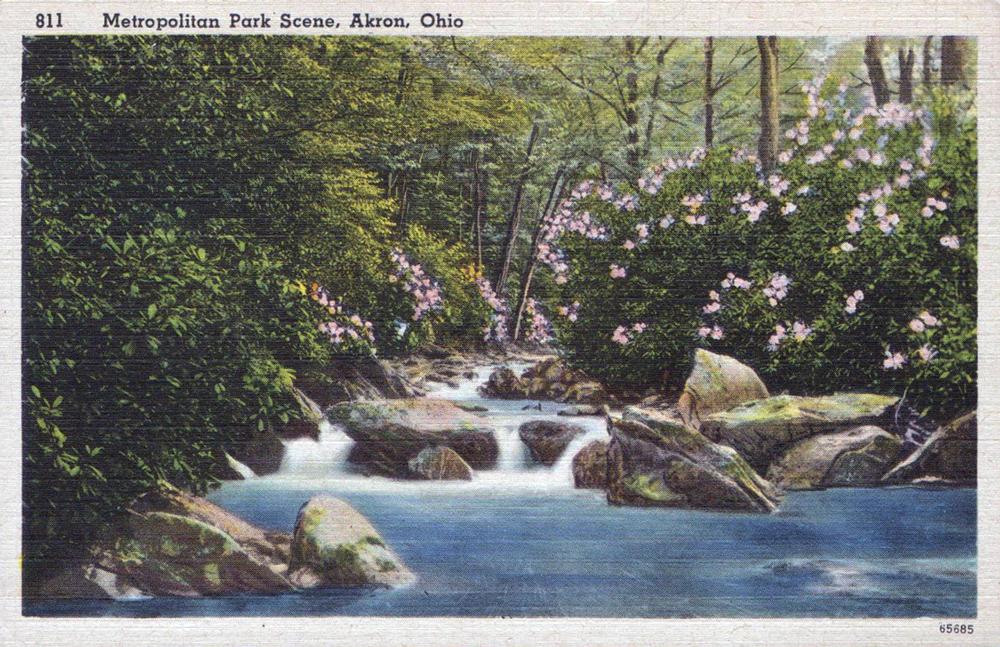 Metropolitan Park, Akron, Ohio