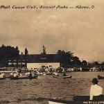 Portage Path Canoe Club, Summit Lake, Akron, Ohio