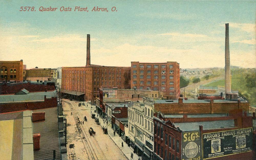 Quaker Oats, Akron, O.