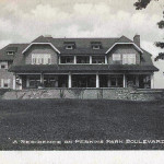 A Residence on Perkins Park Boulevard, Akron, Ohio