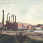 Diamond Rubber Works, Akron, Ohio