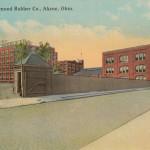 Home of Diamond Rubber Co., Akron, Ohio