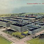 Diamond Rubber Co. Akron, Ohio