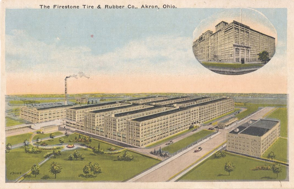 Akron Postcards Picture Postcards From Akron Ohio