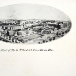Plant of the B. F. Goodrich Co., Akron, Ohio.