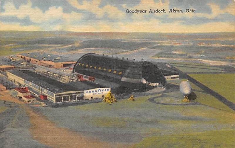 Goodyear Airdock, Akron, Ohio