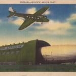 Zeppelin Air Dock, Akron, Ohio