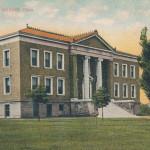 Buchtel College, Akron, Ohio