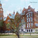 High School, Akron, Ohio