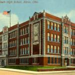 South High School, Akron, Ohio.