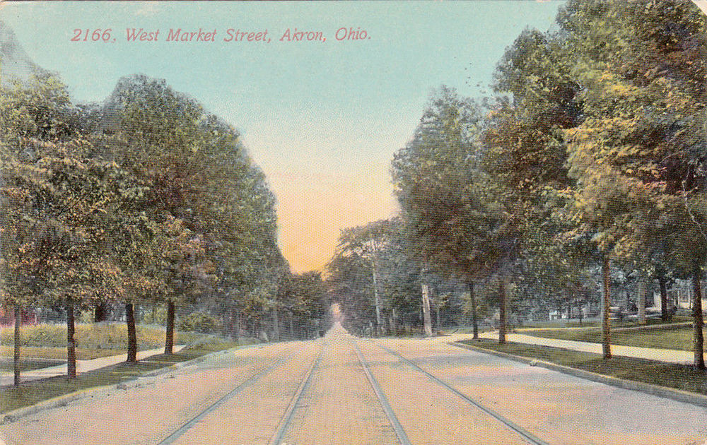 West Market Street, Akron, Ohio