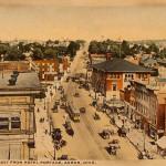East Market Street Looking North, Akron, Ohio