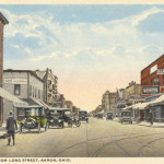 Main Street, From Long Street, Akron, Ohio