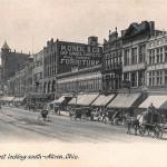 Main Street looking South, Akron, Ohio