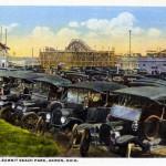 The Ford Row, Summit Beach Park, Akron, Ohio.