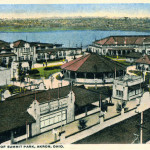 General View of Summit Park, Akron, Ohio