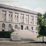Summit County Courthouse. Akron, Ohio