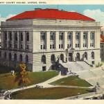 Summit County Courthouse, Akron, Ohio