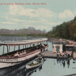 Crescent Line Boat Landing, Summit Lake, Akron, Ohio