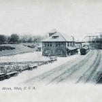 Akron Ohio's Union Station
