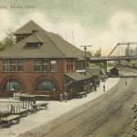 Union Depot, Akron, Ohio
