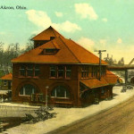 Union Depot, Akron, Ohio