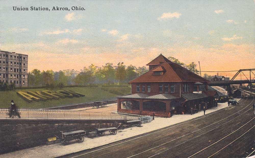 Union Station, Akron, Ohio