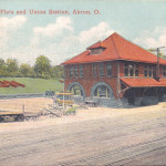 Amelia Flats & Union Station, Akron, Ohio