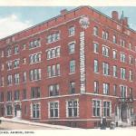 Y.M.C.A. Building, Akron, Ohio