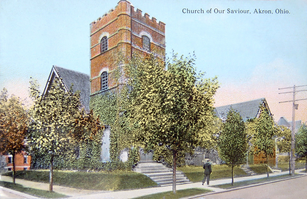 Church of Our Savior, Akron, Ohio