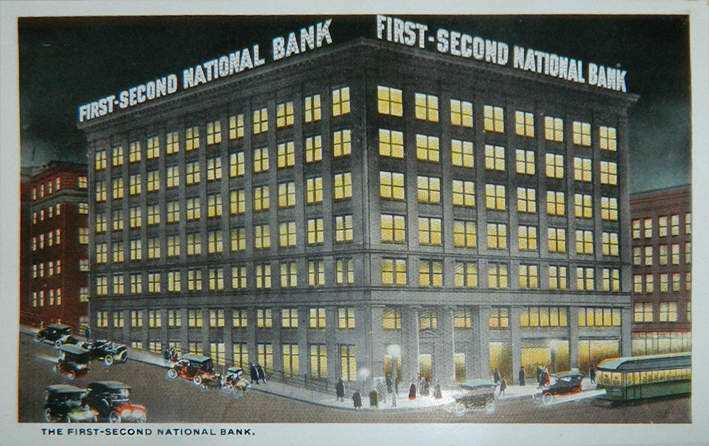 First-Second National Bank